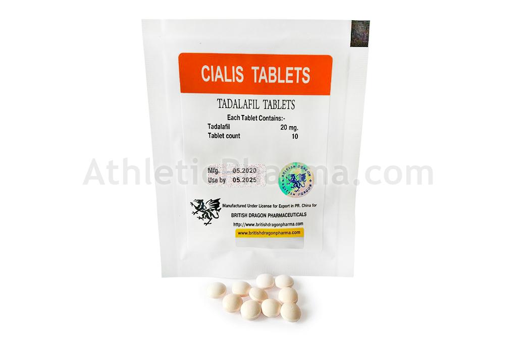 Cialis Tablets (10tab)