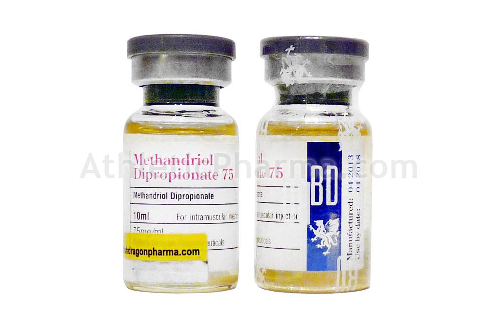Methandriol Dipropionate 75 (10ml)