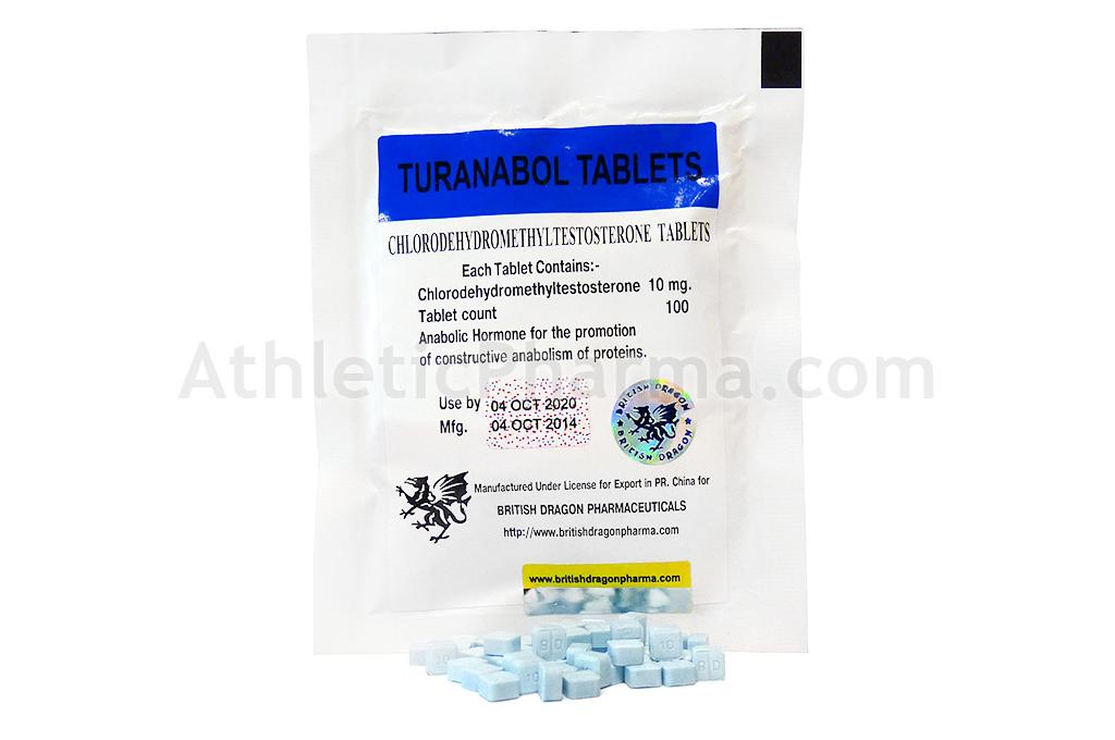 Turanabol Tablets (100tab)